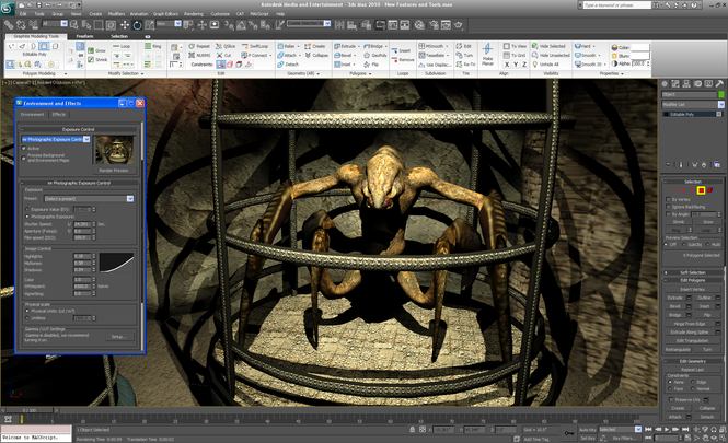 Autodesk 3ds Max Screenshot