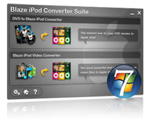 BlazeVideo iPod Converter Suite Screenshot 1