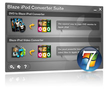 BlazeVideo iPod Converter Suite 1