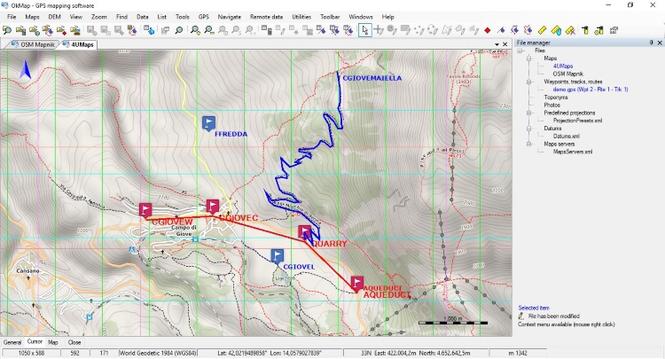 FRANCAIS TRACKMAKER TÉLÉCHARGER GPS