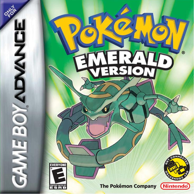 Pokemon Emerald Version Screenshot