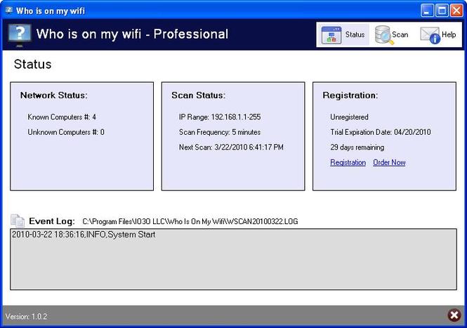 Who Is On My Wifi Screenshot 1