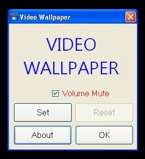 Video Walpaper Screenshot 1