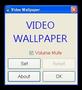 Video Walpaper 1