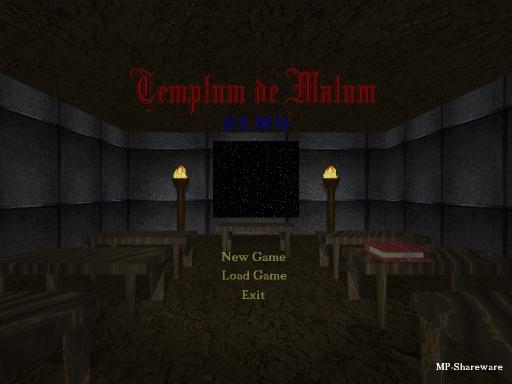 Templum de Malum Screenshot