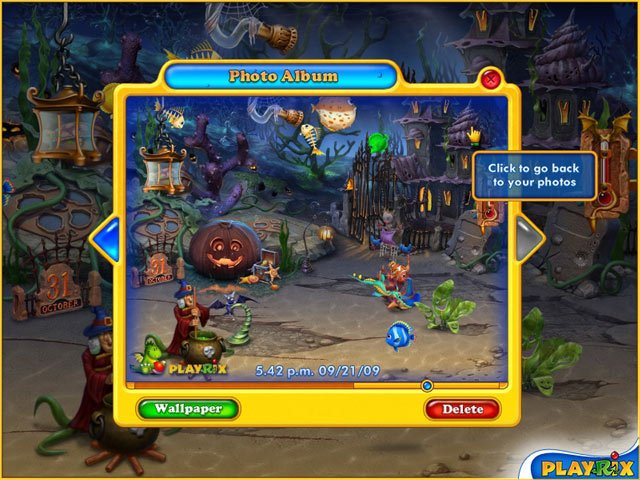 Fishdom: Spooky Splash Screenshot