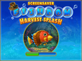 Free Fishdom: Harvest Splash Screensaver 1