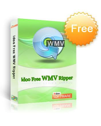 idoo Free DVD to WMV Ripper Screenshot 1