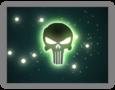 Scary Skull 1
