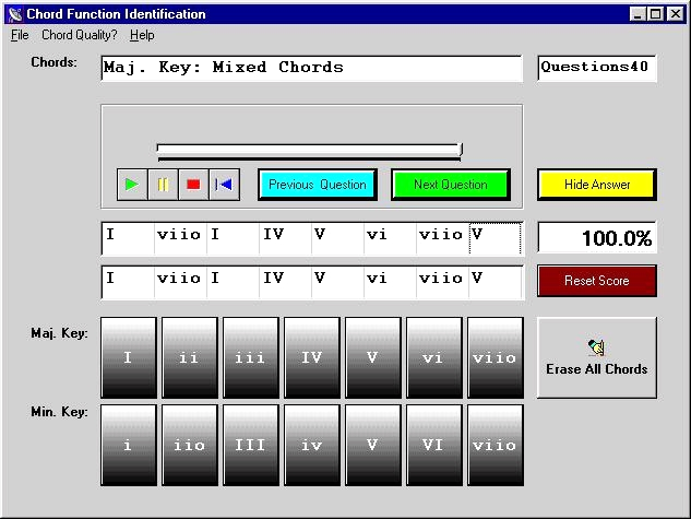 Chord ID Screenshot