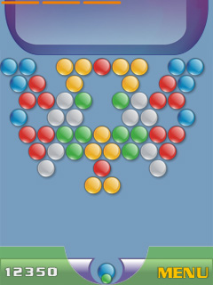 NovaBubbles for PocketPC Screenshot 1