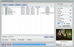 bvcsoft iPod Video Converter Screenshot