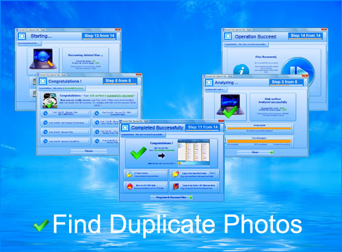 Find Duplicate Photos Platinum Screenshot