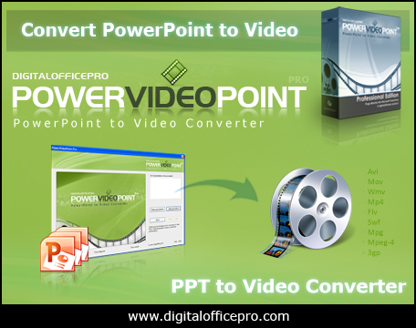 PowerVideoPoint - PPT to Video Converter Screenshot