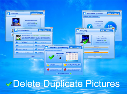 Delete Duplicate Pictures Screenshot