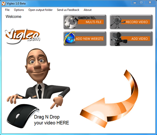Vigleo Screenshot 1