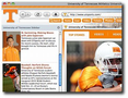 Tennessee Vols Firefox Browser Theme 1