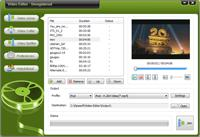 Oposoft Video Editor Screenshot 1