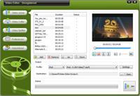 Oposoft Video Editor Screenshot