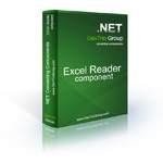 Excel Reader .NET Screenshot