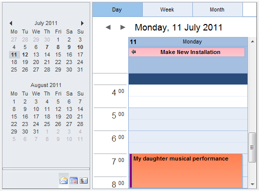 Scheduler.NET Screenshot 2