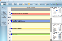 Task Scheduler Screenshot