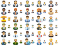 Small Boss Icons 1