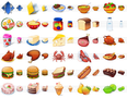 Desktop Buffet Icons 2