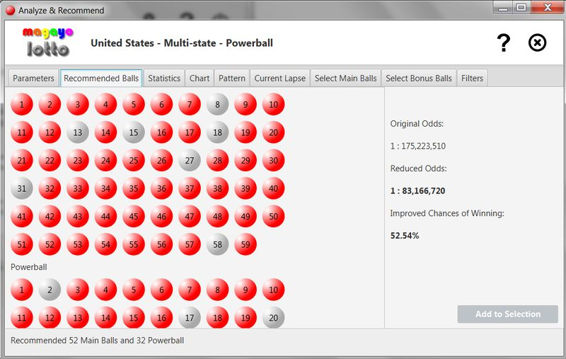 magayo Lotto Screenshot