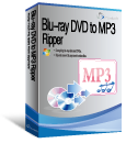Blu-ray to MP3 Ripper Screenshot 1
