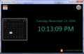 ShellLess Clock 1