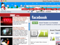 Christmas Theme for Internet Explorer 1