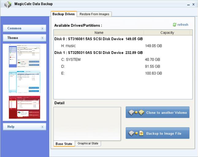 MagicCute Data Recovery Screenshot 1