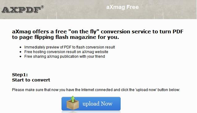 aXmag Free Screenshot