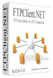 FTPClient.NET Screenshot 3