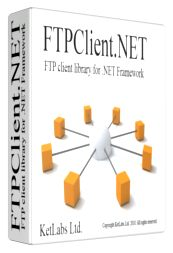 FTPClient.NET Screenshot