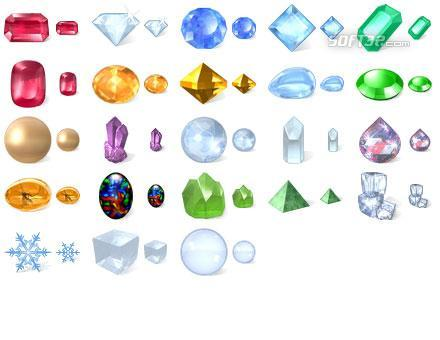 Desktop Crystal Icons Screenshot 3