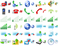 Large Mobile Icons 1