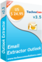 Email Extractor Outlook 1