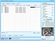 DDVideo DVD to RMVB Converter Suite Screenshot 1