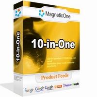 Zen Cart 10-in-One Product Feeds Screenshot