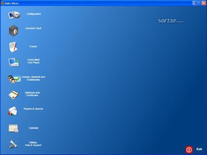 Crisol Mind Web Pro Screenshot 3