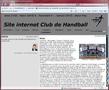 SportWebsite 1