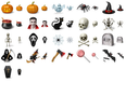 Desktop Halloween Icons 1