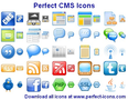Perfect CMS Icons 1