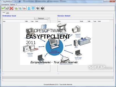 EasyFTPClient Screenshot 3