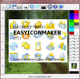 EasyIconMaker Screenshot 1