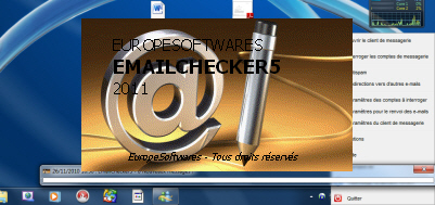 EmailChecker5 Screenshot