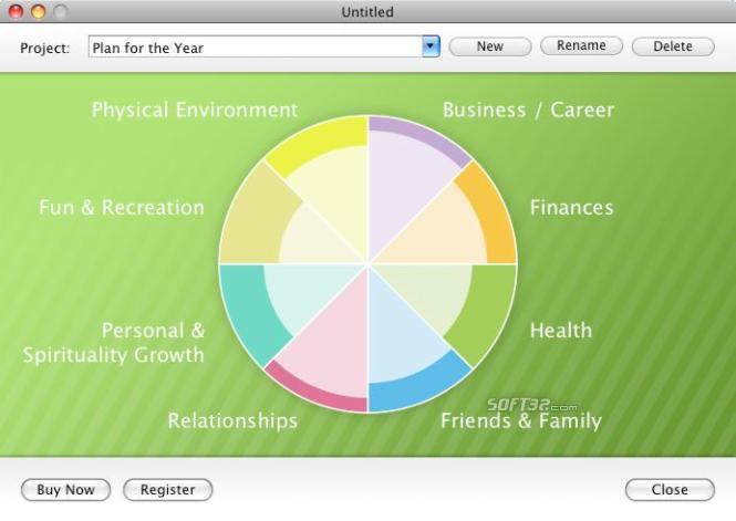 Wheel Of Life Mac Screenshot 3