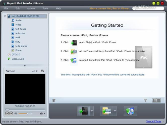 iJoysoft iPad Transfer Ultimate Screenshot 3